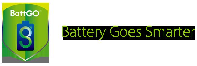 Battery Goes Smarter
